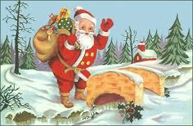 Moş Crăciun poză